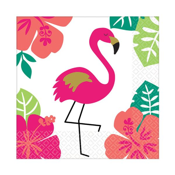 Hawaiian Beverage Napkins (16)